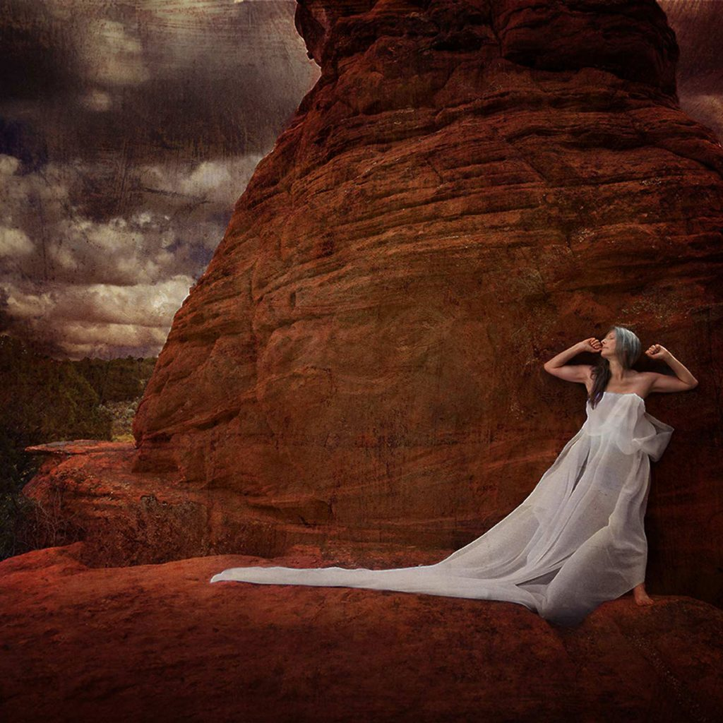 Hoodoos -Self Portraiture