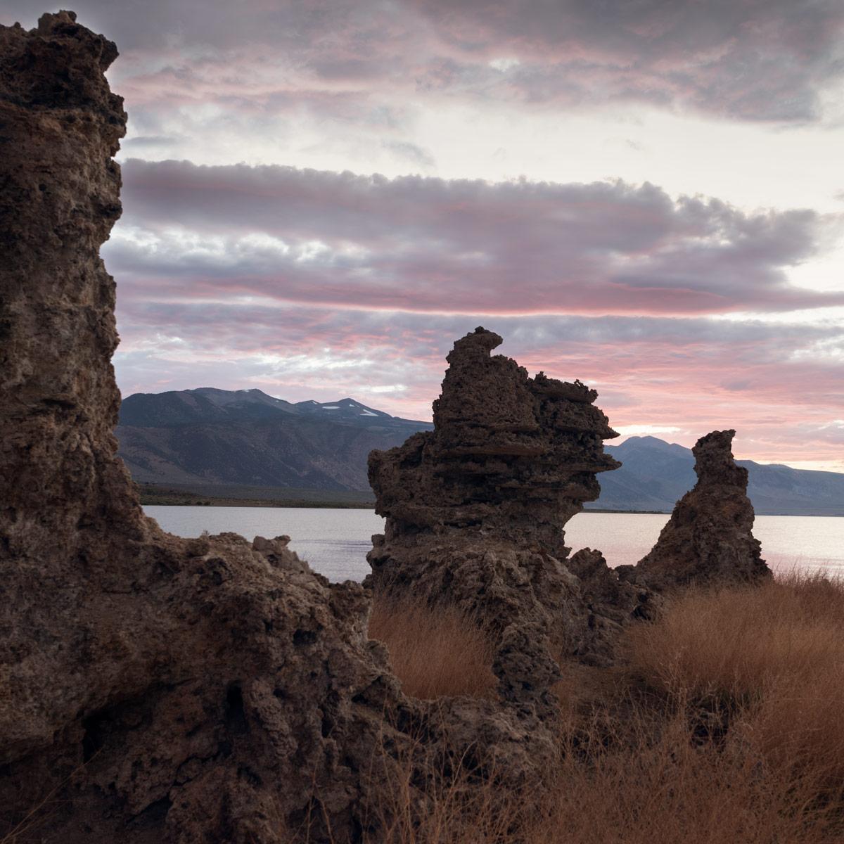Tufas Mono Lake CA