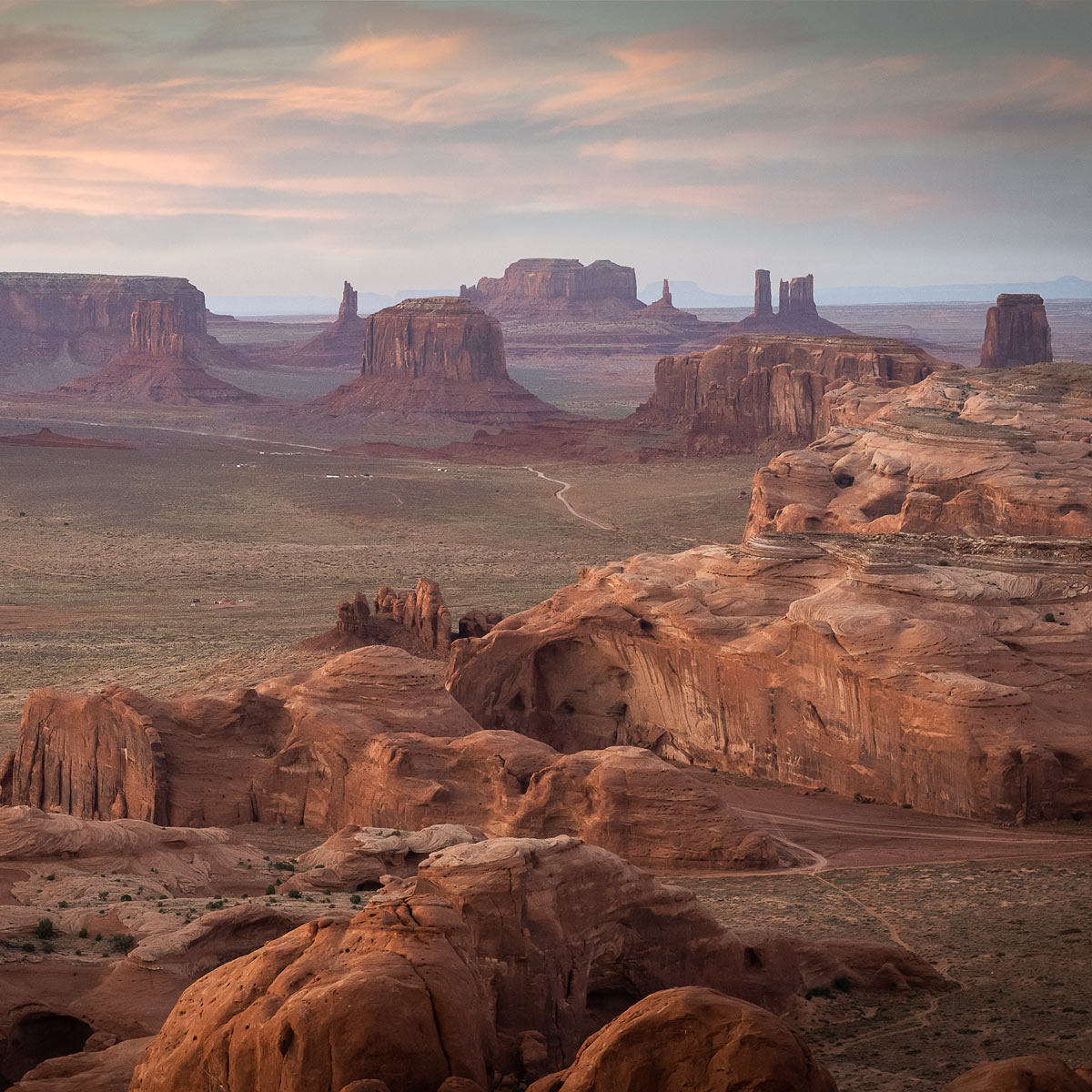 Monument Valley - Deserts of the Southwest